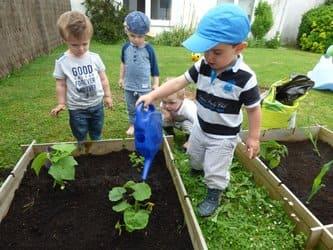 Atelier parents-enfants- Découverte Montessori 3-6 ans