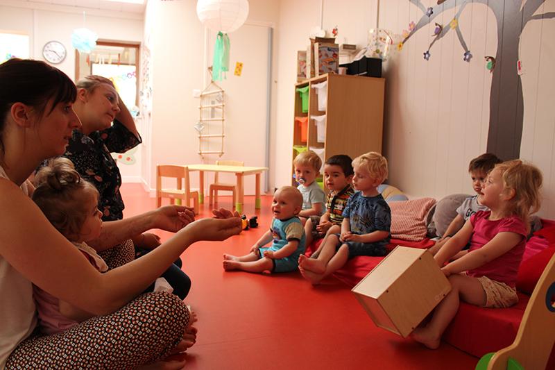 Atelier enfants-Découverte Up to You! L'anglais pour les touts-petits