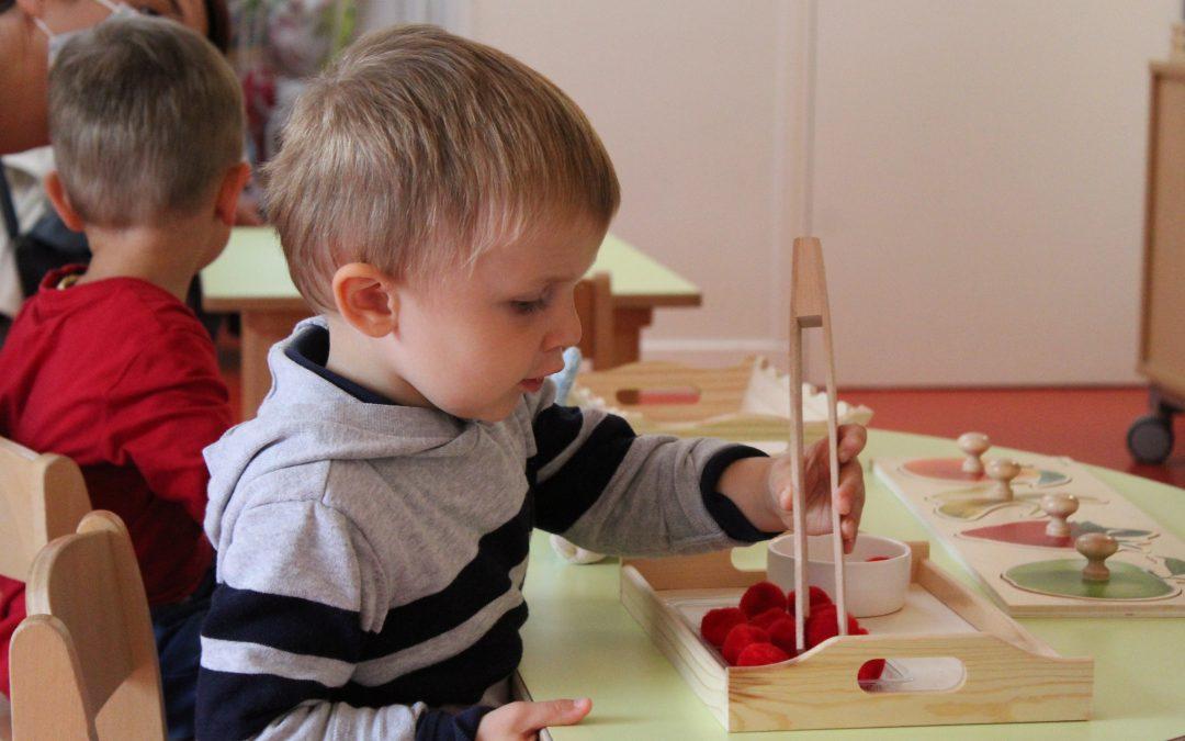 Annulé – Atelier Montessori 18-36 mois